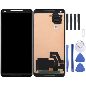 LCD Screen and Digitizer Full Assembly for Google Pixel 2 XL(Black)