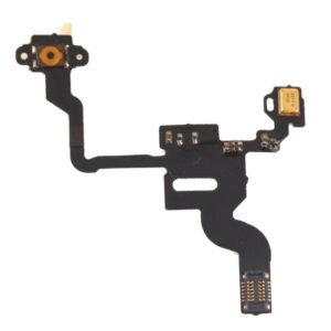 Sensor Flex Cable + Switch Flex Cable for iPhone 4