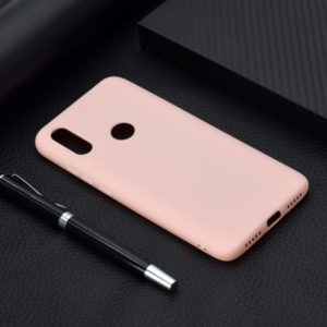 For Xiaomi Redmi 7 Candy Color TPU Case(Pink)