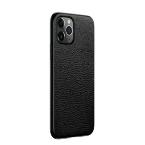 For iPhone 11 SULADA Magnetic Suction TPU Protective Case(Black) (SULADA)