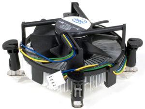 Fan CPU No brand 1150/1155/1156 - 63061
