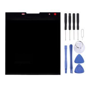 LCD Screen and Digitizer Full Assembly for BlackBerry Passport Q30(Black)