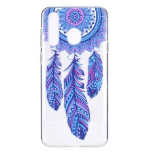 Stylish and Beautiful Pattern TPU Drop Protection Case for Huawei Honor 20i(Wind chimes)