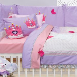 Das Home ΚουβερλίΒρεφικόΣετ Baby Dream Embroidery 6398