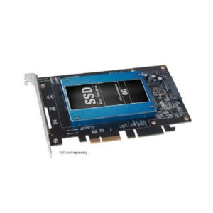 Sonnet Tempo SSD 6Gb/s SATA PCIe 2.0 Drive Card for SSDs (έως 6 άτοκες)