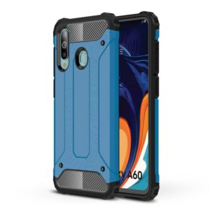 Magic Armor TPU + PC Combination Case for Galaxy A60 (Blue)
