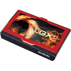 AVerMedia Live Gamer Extreme 2, HDMI, USB3.1, 4K Pass-Through (61GC5510A0AP)
