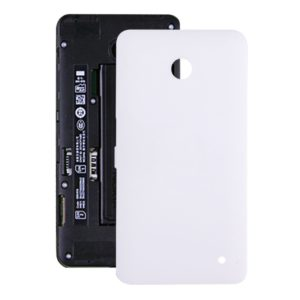 Battery Back Cover for Nokia Lumia 630 (White)