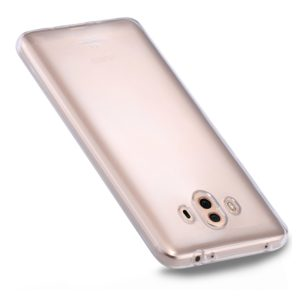 GOOSPERY MERCURY PEARL JELLY for Huawei Mate 10 Pro TPU Soft Protective Back Cover Case (Transparent) (GOOSPERY)