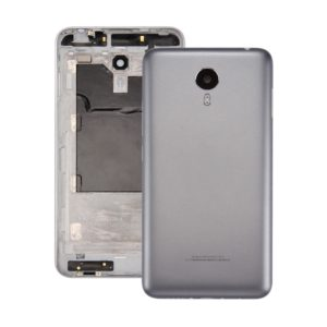 For Meizu Meilan Metal Battery Back Cover(Grey)