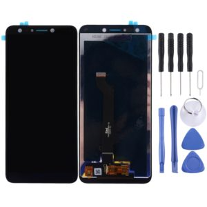 LCD Screen and Digitizer Full Assembly for Asus ZenFone 5 Lite ZC600KL(Black)