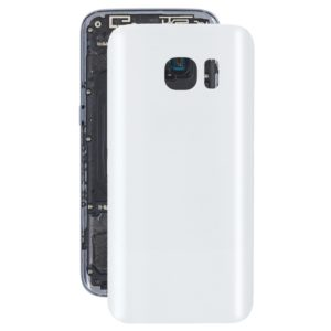 Original Battery Back Cover for Galaxy S7 / G930(White)