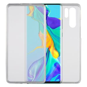 Ultra-thin Double-sided Full Coverage Transparent TPU Protective Case for Huawei P30 Pro
