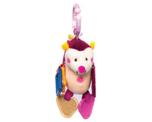 Κikka Boo Hedge The Hog Activity Toy Pink