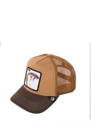 GOORIN BROS Καπέλο BASEBALL CAP BITER BROWN Brown