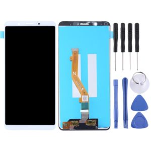 Original LCD Screen and Digitizer Full Assembly for Vivo Y71(White)