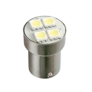 Lampa • Smd Technology • Multi-Chip System • Long Life NOT APPROVED FOR ROAD USE. These bulbs are not road legal and are to be used for decorative purposes, for competition, circuit and off road only. - 148932