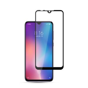 mocolo 0.33mm 9H 3D Full Glue Curved Full Screen Tempered Glass Film for Xiaomi Mi 9 SE (mocolo)
