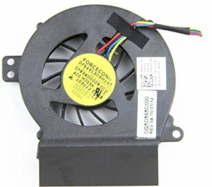 Ανεμιστηράκι Laptop - CPU Cooling Fan Dell A840 A860 PP37L 4PIN Forcecon (Κωδ. 80016)