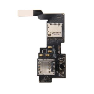 SIM Card and SD Card Reader Flex Cable for LG Optimus G Pro / F240