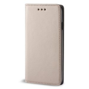 Smart Magnet case for Samsung Galaxy S5 gold