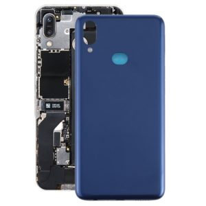 Battery Back Cover with Side Keys for Galaxy A10s(Blue)