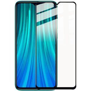 For Xiaomi Redmi Note 8 Pro IMAK 9H Surface Hardness Full Screen Tempered Glass Film (imak)