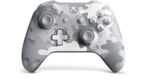 Wireless Controller Microsoft Xbox One Arctic Camo Special Edition (WL3-00175)