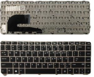 Πληκτρολόγιο - Keyboard Laptop HP EliteBook 840 G3 745 G3 745 G4 840 G4 836307-151 836307-151 819877-001 NSK-CYBV 9Z.NCHBV 201 6037B01113201 819876-151 9Z.NCHPV.30L (Κωδ.40356US)