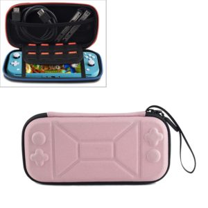 EVA Game Console Storage Box Protective Case for Nintendo Switch Mini (Pink)