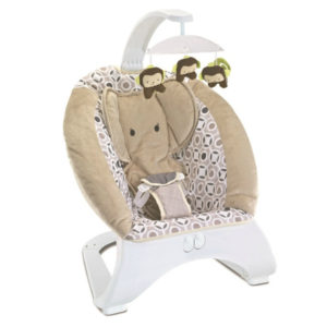 Ρηλάξ Bebe Stars Elephant Brown