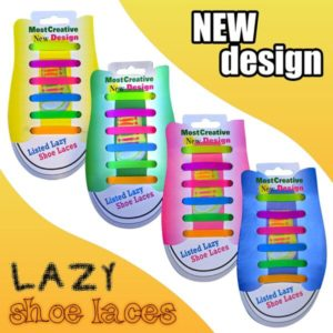 Your Lazy Silicone Shoe Laces
