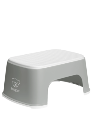 BabyBjorn Step Stool Σκαλοπάτι - Grey - White
