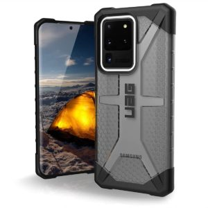 UAG UAG Θήκη Urban Armor Gear Plasma Samsung Galaxy S20 Ultra - Black Clear (211993113131)