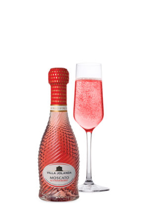VILLA JOLANDA MOSCATO & STRAWBERRY 200ML