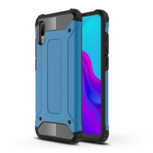 Magic Armor TPU + PC Combination Case for Huawei Y6 Pro (2019) (Blue)