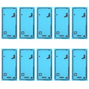 10 PCS Back Housing Cover Adhesive for LG G8s ThinQ