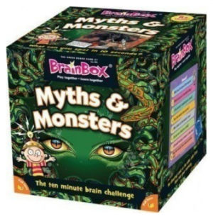 Brainbox Myths & Monsters 90059