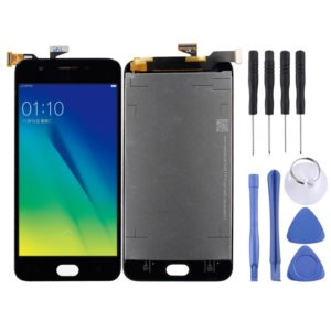 LCD Screen and Digitizer Full Assembly for OPPO A57(Black)