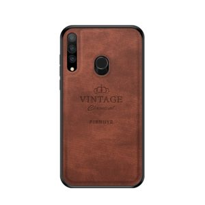 PINWUYO Shockproof Waterproof Full Coverage PC + TPU + Skin Protective Case for Huawei Enjoy 9S / Honor10i / Honor 20i / Honor20 Lite / P Smart+ 2019/ Maimang 8(Brown) (PINWUYO)