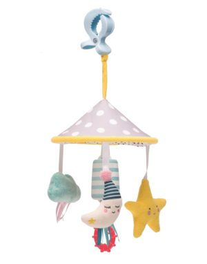 Taf Toys Mini Moon Pram Mobile