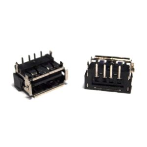 Bύσμα USB Laptop - Toshiba Satellite c660d 1cv psc1ye-027009ge​ Port Jack Socket Connector (Κωδ. 1-USB006)