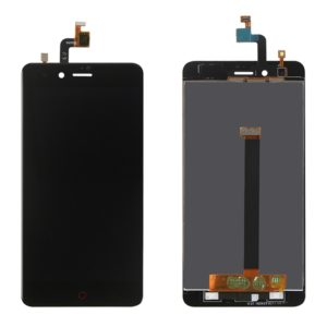 For ZTE Nubia Z11 mini / NX529J LCD Screen and Digitizer Full Assembly(Black)