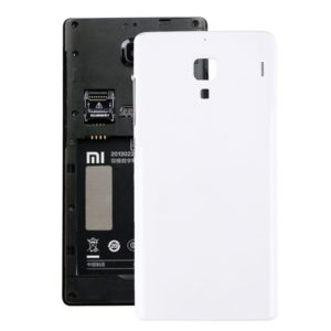 For Xiaomi Redmi Battery Back Cover(White)