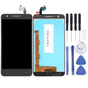 LCD Screen and Digitizer Full Assembly for Lenovo C2 / K10a40 (Black)