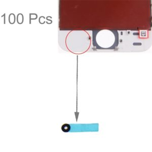 100 PCS for iPhone 5S Original Cotton Block for LCD Digitizer Assembly