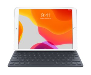 Apple Smart Keyboard for 10.5-inch iPad 7th Gen and 10.5-inch iPad Air 3rd Gen (MX3L2GR/A)