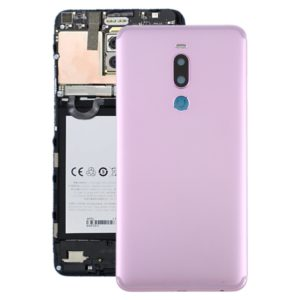 Battery Back Cover with Camera Lens for Meizu Note 8(Purple)