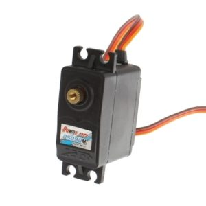 Power HD High-Torque 60G Servo 1501MG Metal Gear 17 KG