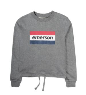 EMERSON FOUTER (192.EW20.68 D.GREY ML)